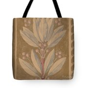 Study For A Border Design [recto] Tote Bag
