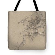 Study For An Allegory Of Painting Tote Bag