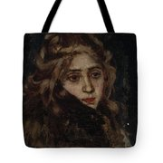 Study For Menshikov At Beriozov Tote Bag
