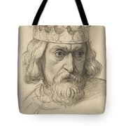 Study For The Head Of A Counsellor Tote Bag