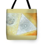 Study For The Voyage Of The Emeralda Tote Bag