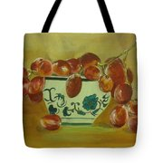 Study In Glazing Tote Bag
