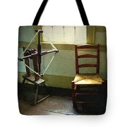 Study In Simplicity Tote Bag