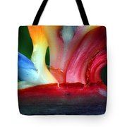 Study Of A Bird Of Paradise 3 Tote Bag