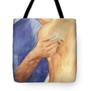 Study Of Lovers  Tote Bag