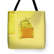 Study Of My Neighbors Porch 2 Tote Bag