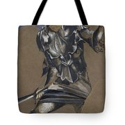 Study Of Perseus In Armour For The Finding Of Medusa Tote Bag