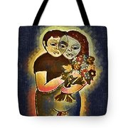 Study To Invention Of Love Tote Bag