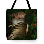 Stump And Frond Tote Bag