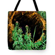 Stump Transformed Tote Bag