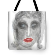 Stunned Tote Bag