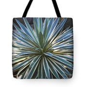 Stunning Agave Plant Tote Bag