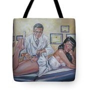 Stupid Cupid Tote Bag