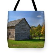 Sturdy Out Building Tote Bag