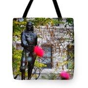 Stuyvesant Square Park Nyc  Tote Bag