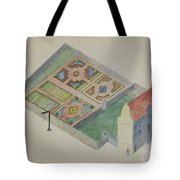 Stuyvesant's Great House Tote Bag