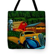 Style And Structure Tote Bag