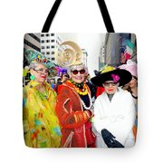 Style Knows No Age Tote Bag