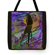 Stylin 2 Tote Bag by Sydne Archambault
