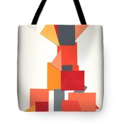 Stylin' On Grey Tote Bag