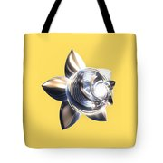 Stylized Abstract Light Tote Bag