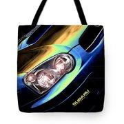 Subaru Impreza  Tote Bag