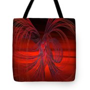 Subatomic Tote Bag