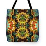 Subconscious Sacred Scrolls Tote Bag