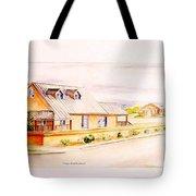 Subdivison Rendering Tote Bag