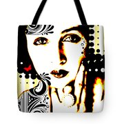 Subjected To Ink Tote Bag
