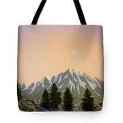 Sublime Sierra Light Tote Bag