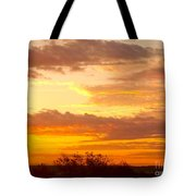 Sublime Sunrise Tote Bag
