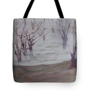 Submerged II Tote Bag