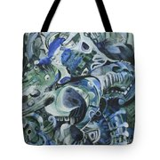 Submersion Tote Bag