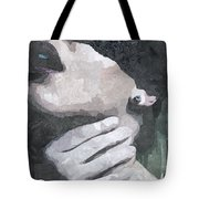 Submission In Black Tote Bag
