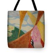 Subteranian  Tote Bag