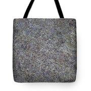 Subtle Lichen On Granite Texture Tote Bag