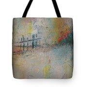 Suburb Sunset  Tote Bag