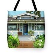 Suburban Arts And Crafts House Hayward California 8 Tote Bag