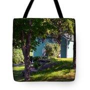 Suburban House Tote Bag