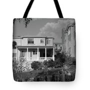 Suburban House On Hayward Boulevard Hayward California 2 Tote Bag