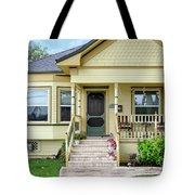 Suburban Victorian Cottage House Hayward California 37 Tote Bag