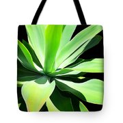 Succulent Agave Art By Sharon Cummings Tote Bag