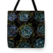 Succulent Tote Bag by Rod Sterling