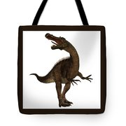 Suchimimus Profile Tote Bag