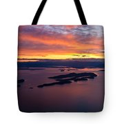 Sucia Sunset Tote Bag