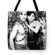 Sucua Shaman And Spouse Tote Bag