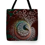 Sudden Outburst Tote Bag