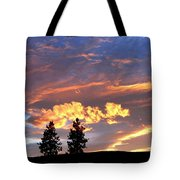 Sudden Splendor Tote Bag