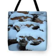 Suddenly Winter 2 Tote Bag